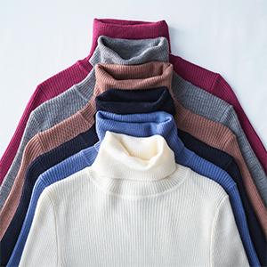 터틀넥스웨터ㆍ티셔츠
