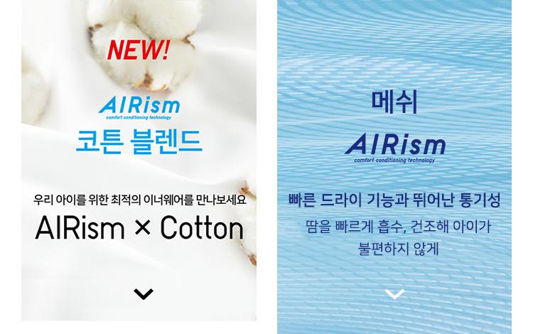 선택이 가능한 2가지 AIRism