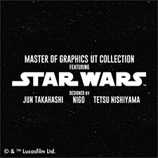 Master of Graphics UT Collection featuring Star Wars