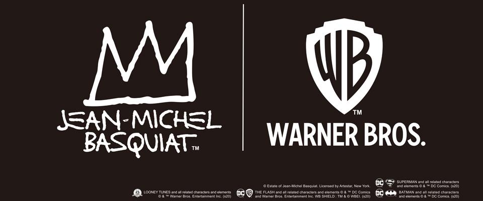 Basquiat x Warner Bros.