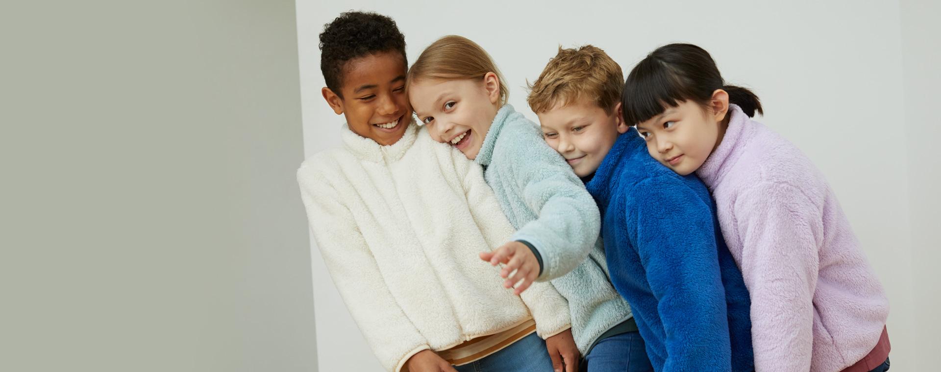 언제나 아이들의 시선으로 2021 FW kids&baby collection