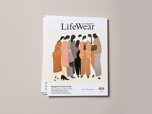 LifeWear magazine