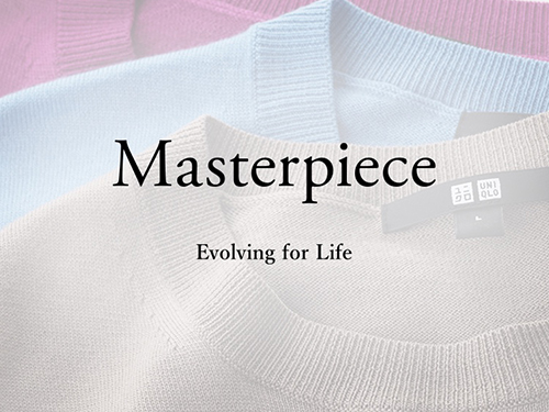 Masterpieces. 2021 FALL&WINTER