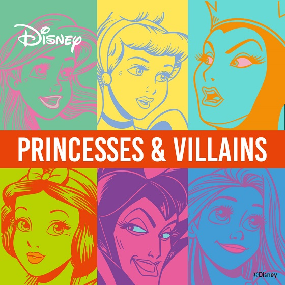 Princesses & Villains