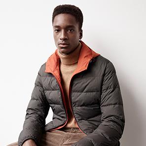 울트라라이트다운 와이드 퀼트 재킷
