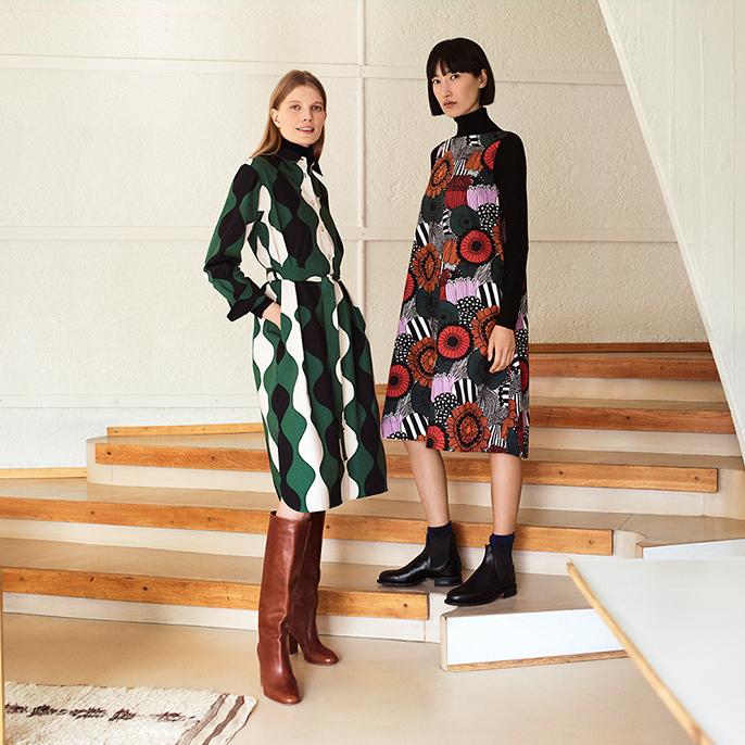 UNIQLO and Marimekko WOMEN