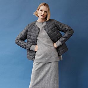 울트라라이트다운 컴팩트 재킷