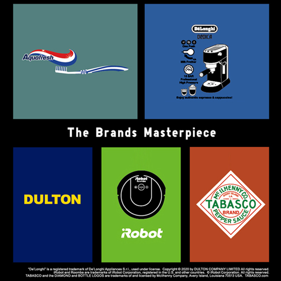THE BRANDS Masterpiece