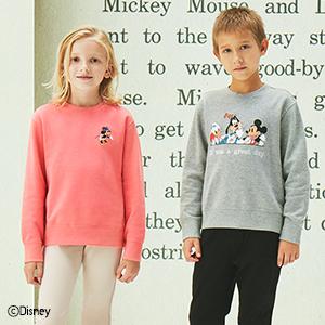DISNEY STORIES 스웨트셔츠