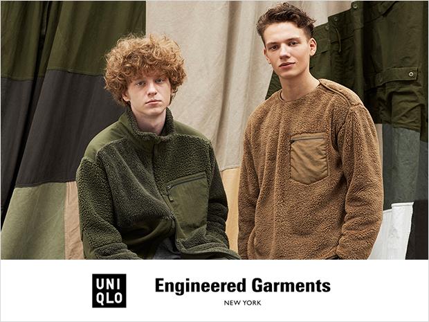 UNIQLO and Engineered Garments