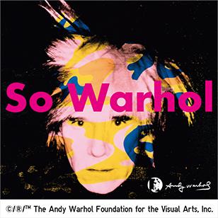 Andy Warhol So Warhol