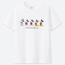 BOYS DISNEY UT CELEBRATE MICKEY(그래픽T·반팔)A