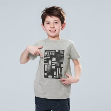 KIDS Super Geometric UT George Sowden(그래픽T·반팔)A