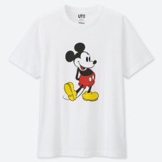 DISNEY UT MICKEY STANDS(그래픽T·반팔)
