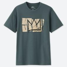 SPRZ NY UT Basquiat (그래픽T·반팔)A