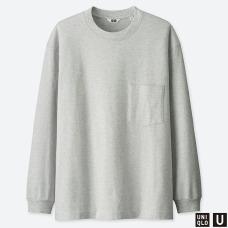 U크루넥T(긴팔)