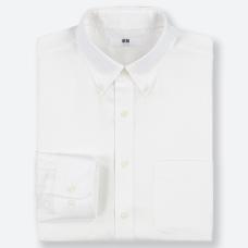 이지케어셔츠(긴팔·버튼다운칼라) S사이즈