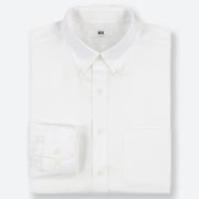 이지케어셔츠(긴팔·버튼다운칼라) M사이즈