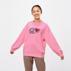 Keith Haring스웨트셔츠(긴팔)H