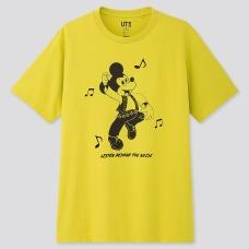 DISNEY UT MICKEY ART takagi(그래픽T·반팔)B