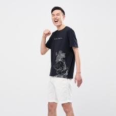 MANGA UT nanatsu(그래픽T·반팔)C