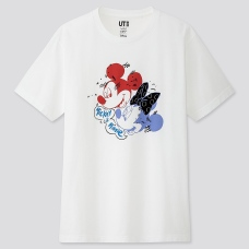 DISNEY UT MICKEY ART danny(그래픽T·반팔)A