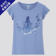 GIRLS DISNEY FROZEN2 UT(그래픽T·반팔)B