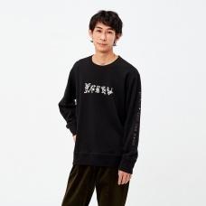 MICKEY ART스웨트셔츠(긴팔)yoon B