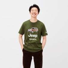 The Brands UT(그래픽T·반팔)jeep A
