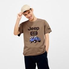 The Brands UT(그래픽T·반팔)jeep B
