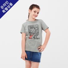 KIDS Keith Haring UT(그래픽T·반팔)A
