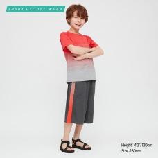 KIDS DRY-EX하프팬츠(맵핑)