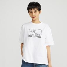 K. Haring UT(그래픽T·반팔)D