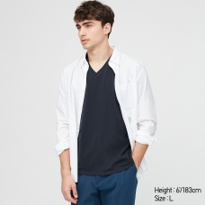 SUPIMA COTTON V넥T(반팔)20SS