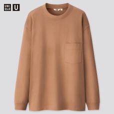 U크루넥T(긴팔)20SS