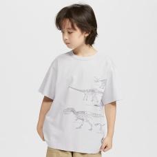 KIDS N H MUSEUM UT(그래픽T·반팔)B