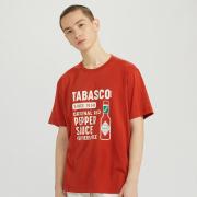 The Brands MP UT(그래픽T·반팔)tabasco