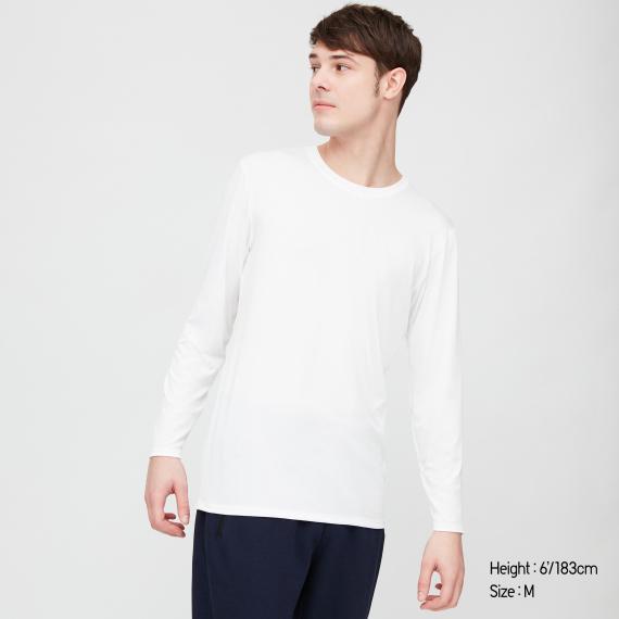 AIRism크루넥T(긴팔)