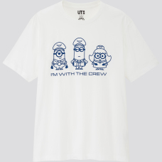 Minions2 UT(그래픽T·반팔)A