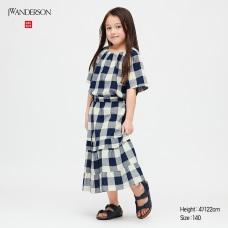 GIRLS JWA티어드미디스커트