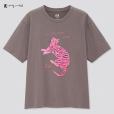 Cats are Purrfect UT(그래픽T·반팔)J
