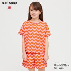 GIRLS Marimekko T(반팔)B
