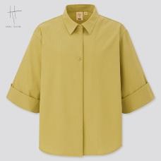HPJ코튼도비셔츠(5부)