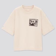 Mickey x Keith Haring UT(그래픽T·반팔)B