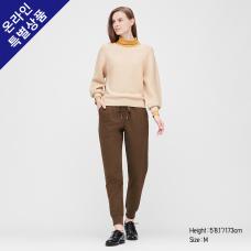 스웨트팬츠(다리길이 73cm)