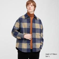 오버셔츠재킷