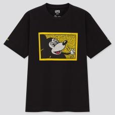 Mickey x Keith Haring UT(그래픽T·반팔)