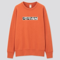 Mickey x Keith Haring스웨트셔츠(긴팔)