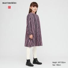 GIRLS Marimekko플란넬원피스(긴팔)A