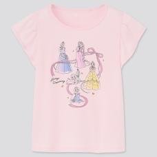 GIRLS Disney Heroines UT(그래픽T·반팔)F